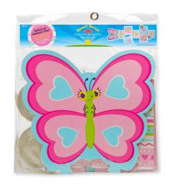 Cutie Pie Butterfly Hopscotch Toy