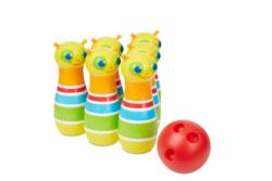 Giddy Buggy Bowling Set Hand-eye coordination Toy