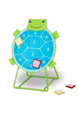 Dilly Dally Turtle Target Game Toy
