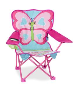Cutie Pie Butterfly Chair Toy