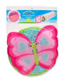 Cutie Pie Butterfly Tunnel Toy