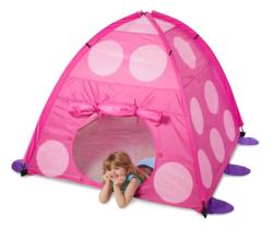 Trixie Tent Pretend Play