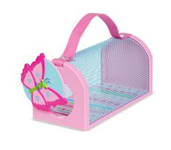 Cutie Pie Butterfly Bug House Toy
