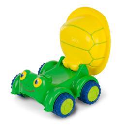 Tapper Turtle Dump Truck