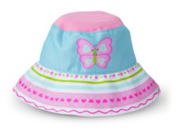 Cutie Pie Butterfly Hat Toy