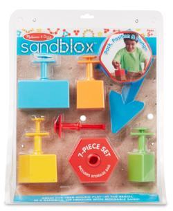 Sandblox Toy