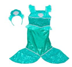Mermaid Role Play Set Pretend Play Toy
