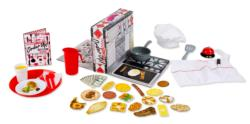 Order Up! Diner Play Set Pretend Play