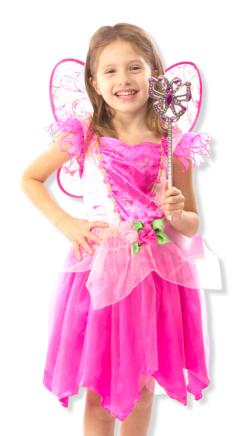 Flower Fairy Role Play Set Pretend Play