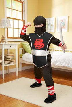 Ninja Role Play Set Pretend Play