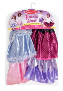 Goodie Tutus! Dress-Up Skirts Pretend Play Toy