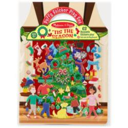 Puffy Sticker Play Set - Santa's Workshop