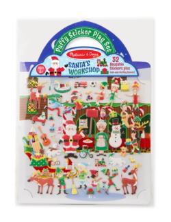 Puffy Sticker Play Set - 'Tis the Season