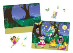 Reusable Sticker Pad - Fairies Activity Books and Stickers