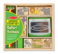 Safari Animals Toy