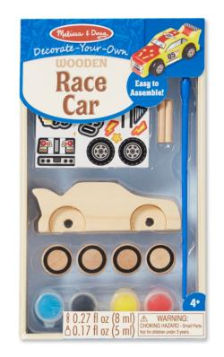 Race Car Arts and Crafts