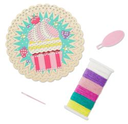 Cute Cupcake Dexterity Toy