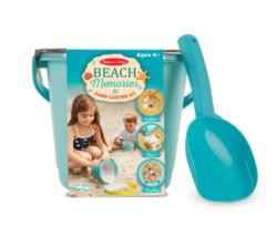 Beach Memories Sand-Casting Kit Dexterity Toy