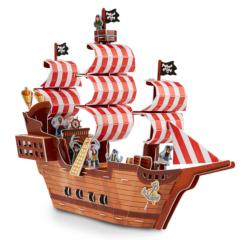 Pirate Ship Activity Kits
