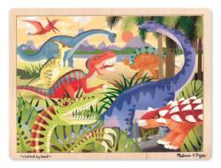 Dinosaur Dinosaurs Children's Puzzles