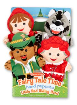 Fairy Tale Time Plush Toy