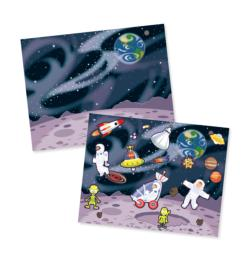 Adventure Activity Book and Stickers