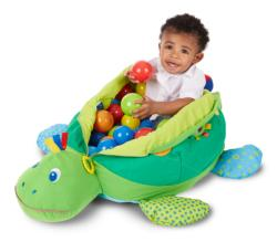 Turtle Ball Pit Toy