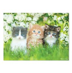 Three Little Kittens Kittens Children's Puzzles