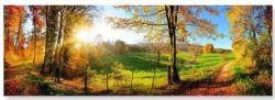 Meadow Sunrise Sunrise / Sunset Jigsaw Puzzle