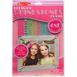 Press-On Rhinestones - Frame