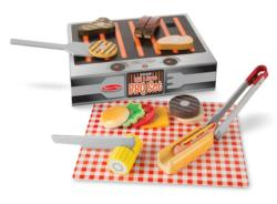 Grill & Serve BBQ Set Wooden