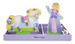 Lila & Lucky Magnetic Dress-Up Set