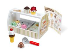 Scoop & Serve Ice Cream Counter Toy