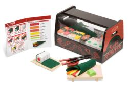 Roll, Wrap & Slice Sushi Counter Dexterity Toy
