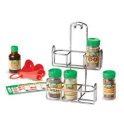 Baking Spice Set Dexterity Toy