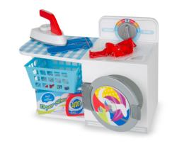 Wooden Wash, Dry & Iron Play Set Toy