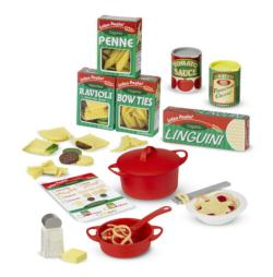 Prepare & Serve Pasta Set Pretend Play