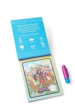 Bible Stories Water Reveal Pad Activity Kits