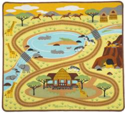Safari Rug Pretend Play Toy