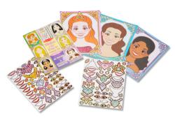 Make-a-Face Princesses Dexterity Toy