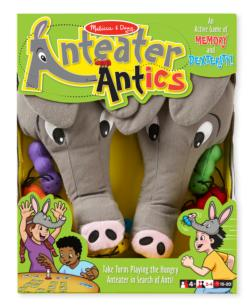 Anteater Antics Animals