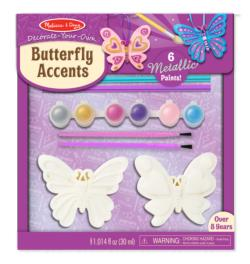 Butterfly Accents Arts and Crafts