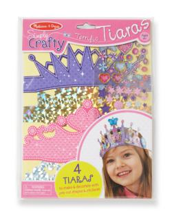 Simply Crafty - Terrific Tiaras Arts and Crafts