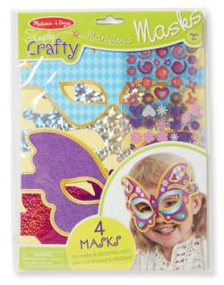 Simply Crafty - Marvelous Masks Arts and Crafts