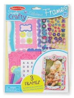 Simply Crafty - Fabulous Frames Arts and Crafts