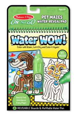 Water Wow! Pet Mazes Toy