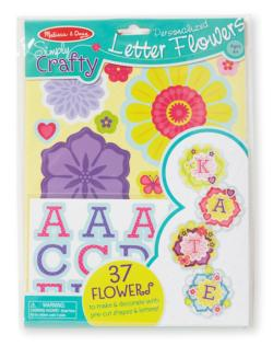 Simply Crafty - Personalized Petals Arts and Crafts