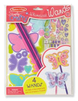 Simply Crafty - Whimsical Wands Arts and Crafts