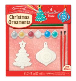 Christmas Ornaments - DYO Arts and Crafts