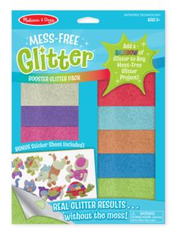 Booster Glitter Pack Activity Kits